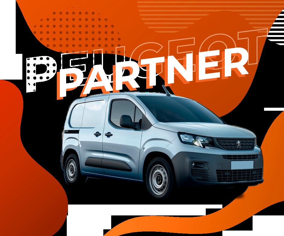 Adquiere Peugeot Partner 2020